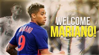MARIANO DIAZ   Welcome To Real Madrid - Skills & Goals 2018 HD