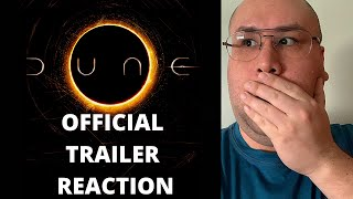 Dune (2020) Official Trailer - Reaction!!!!!
