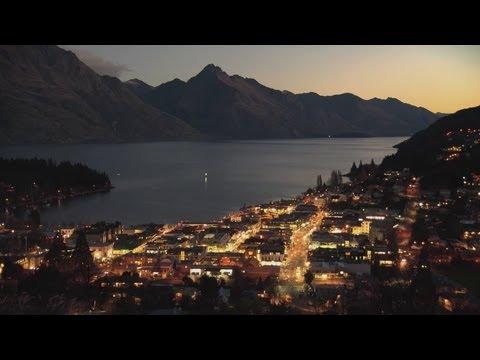 Video Visit Queenstown, New Zealand