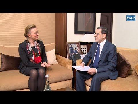 الرباط .. العثماني يجري مباحثات مع نائبة الوزير الأول وزيرة الخارجية الكرواتية