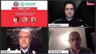 "2019 NSCAC / Soccer HUB Online Summit: ""Youth Development: What Can We Learn From the Portugues"