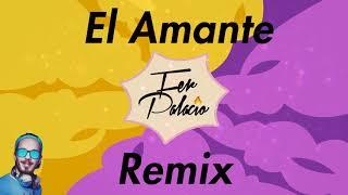 El Amante (Remix) J. Alvarez ft Daddy Yankee - Fer Palacio