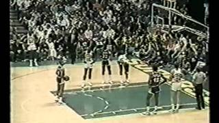 1987-88 NBA r.s Los Angeles Lakers-Seattle Supersonics