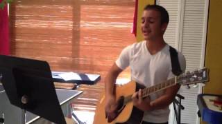 Anthony Vincent - Blurred Lines (cover)