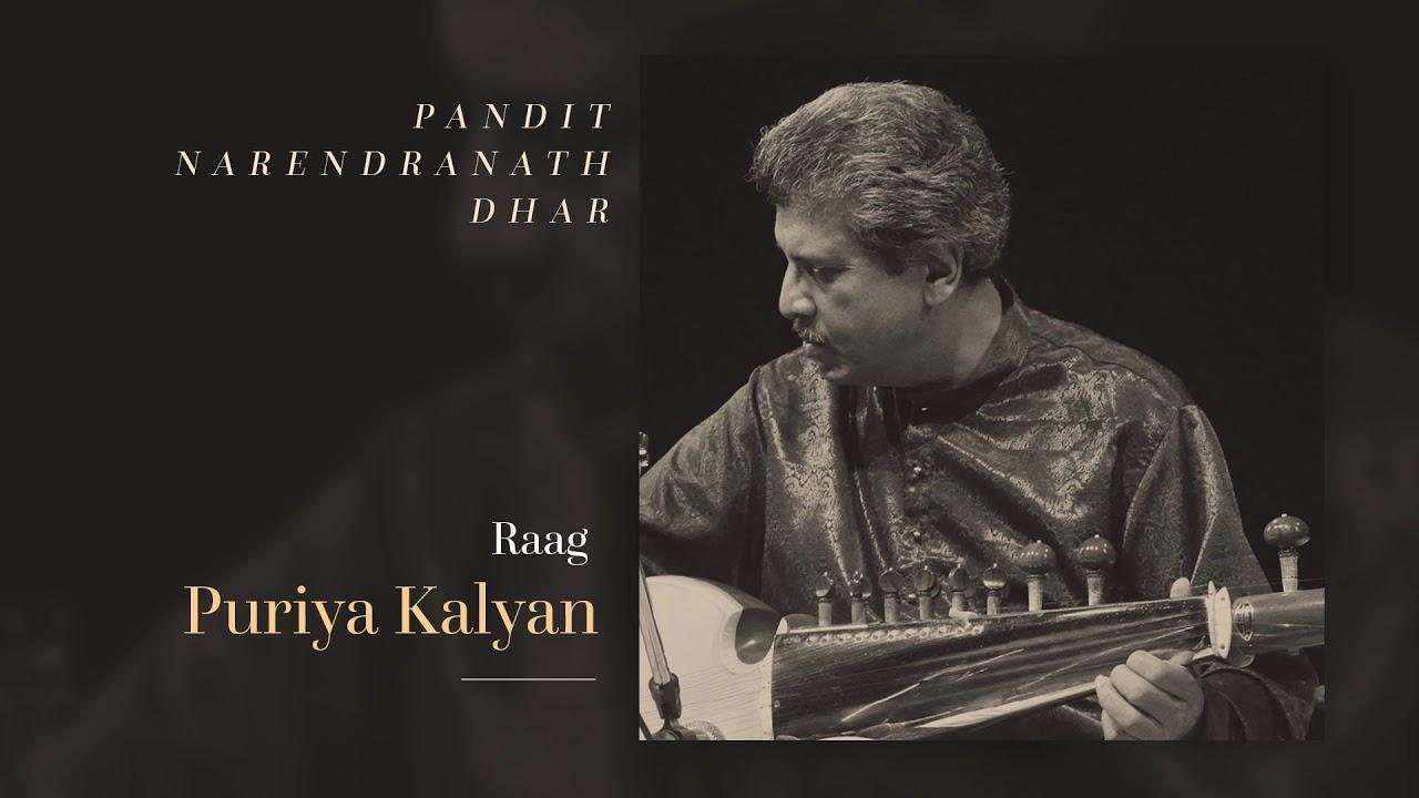 Pt. Narendranath Dhar – Puriya Kalyan