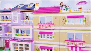 Nowy Dom Emmy I Oliwii Bajka Po Polsku Z Klockami Lego Friends Odc