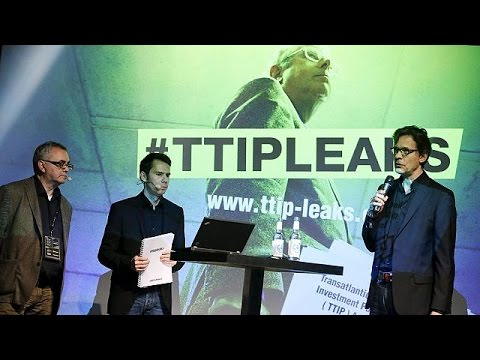 TTIP Leaks: Διαφάνεια και άμεση έναρξη ανοιχτού διαλόγου ζητεί η Greenpeace