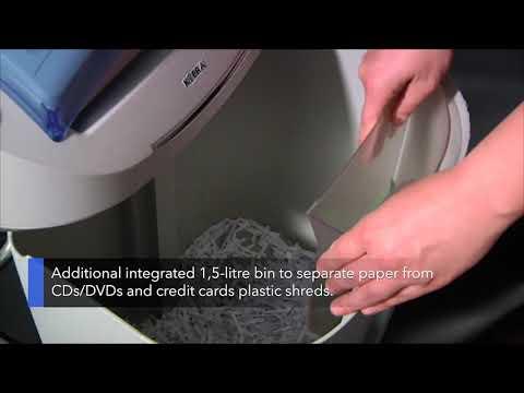 Video of the KOBRA +2 SS4 Shredder
