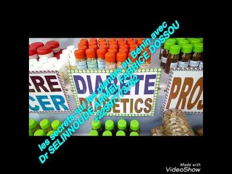 Rapport 1 diabète de type 2 et