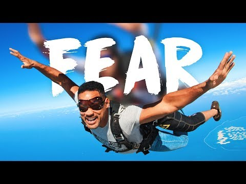 What Skydiving Taught Me About Fear