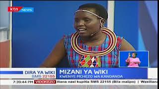 Mbunge wa Afrika Mashariki na Mwana Mazingira-Lily Jepkorir Tanui