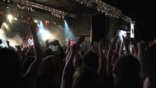 Arkells-Blueprint (Extended live @ Sound of Music Festival 2010)