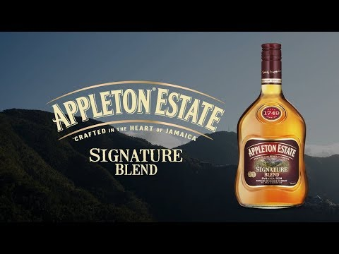 Rum Review: Appleton Estate Signature Blend