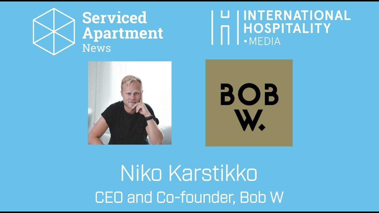 SAN podcast: Niko Karstikko, Bob W