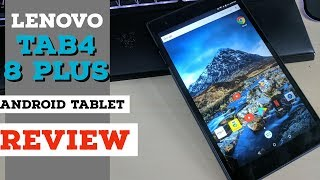 Lenovo Tab 4 8 Plus Review - dooclip.me