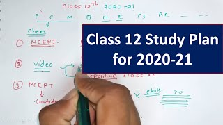 Best Strategies for class 12th from beginning 2020-21 | Study Material Planning Time-Table | Tests - Download this Video in MP3, M4A, WEBM, MP4, 3GP