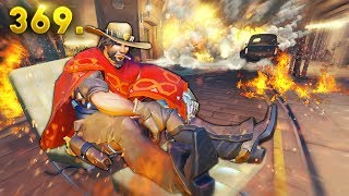 Just Casual McCree GOD.. | Overwatch Daily Moments Ep. 369 (Funny and Random Moments)