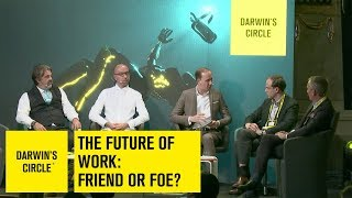 The Future of Work: Friend or Foe? | Till Bonow