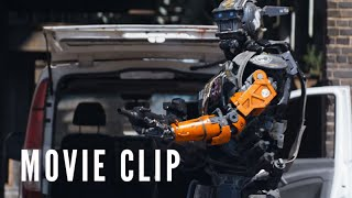 "Movie Clip - ""Not My Fault"" - Chappie"