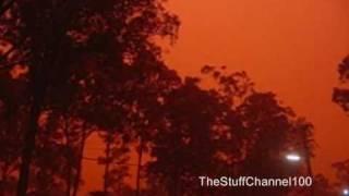 Dust Storm Hits Sydney! - 23rd September 2009