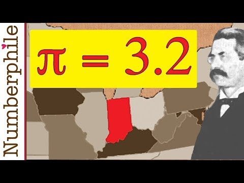 Pi Was Almost 3.2