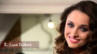Lucinka Duskova Contestant Czech Miss 2016 Introduction