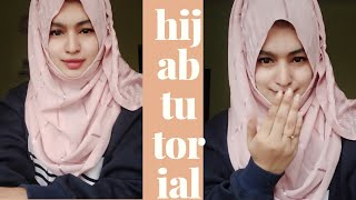 How to wear dailyware hijab style within 2minits