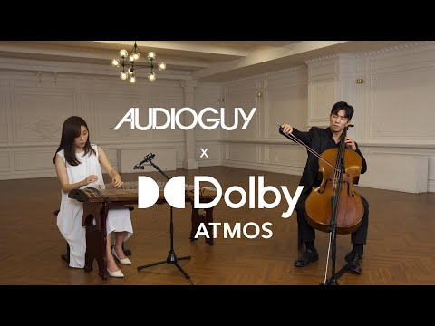 Dolby Atmos Music at Audioguy Studio Seoul