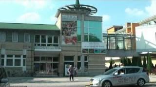 preview picture of video 'Hajdúszoboszló Thermalbad und Stadt'
