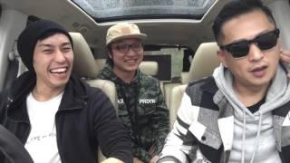 L Concept Channel 第七集, 嘉賓Ah Phat @24Herbs,LMF,Monkeymen (上)pt1
