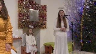 Jasličková pobožnosť 2015