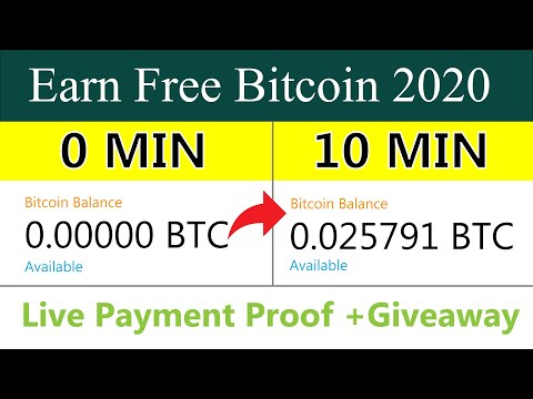 How to】 Get free Bitcoins In India