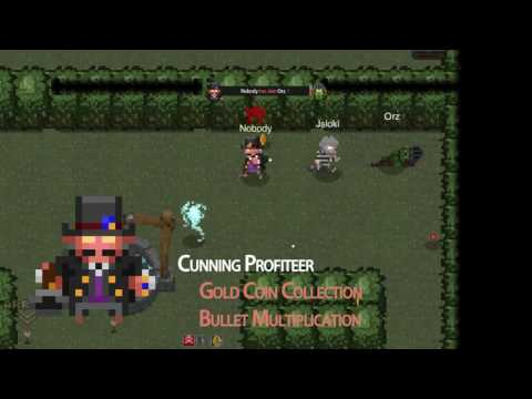 Hunger Dungeon Steam Trailer thumbnail