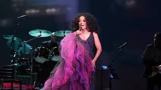 Diana Ross - Why Do Fools Fall in Love - Brand New Day Tour - Augusta, GA 1/12/19