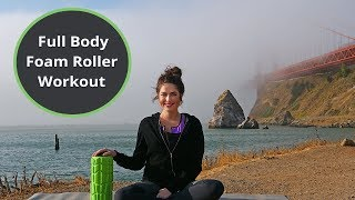Foam Roller Stretch - Easy Stretch with Vibration by GymRa