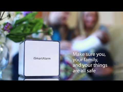 iSmartAlarm Home Security System Starterkit