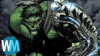 Top 10 Greatest Hulk Stories Ever Written