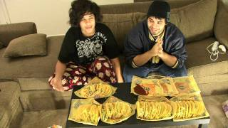 Taco Bell Eating Competition!