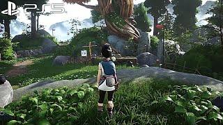 Kena: Bridge of Spirits (PS5) 4K 60FPS Gameplay