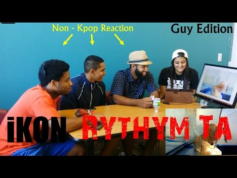 iKON - 리듬 타(RHYTHM TA) - Non-Kpop Fan Reaction - Guy Edition