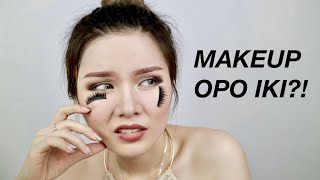 Makeup Using The Products I Hate | Christine Sindoko