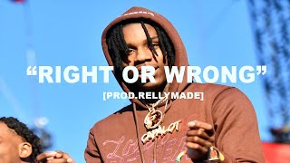 """[FREE] Polo G x No Cap Type Beat 2020 """"Right Or Wrong"""" (Prod.RellyMade)"""