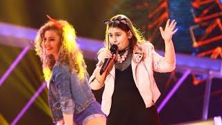 "Jessie J, Ariana Grande si Nicki Minaj cu melodia ""Bang Bang"", în varianta Brianei Gusu"