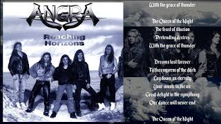 Angra - Queen Of The Night - Lyric Video