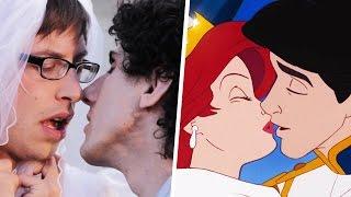 If Men Were Disney Princesses (Music Video)