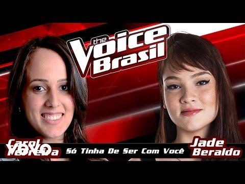 Só Tinha De Ser Com Você – The Voice Brasil 2016 (Batalhas 2) (Audio)