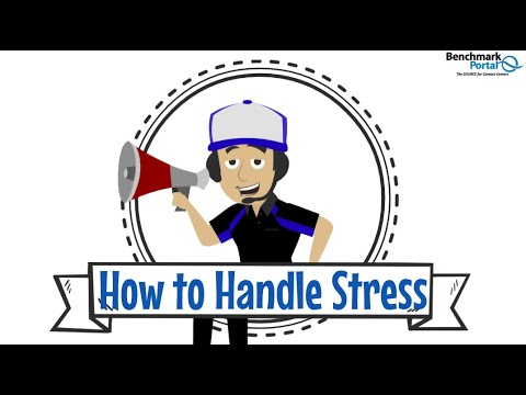 How to Handle Stress | Online Call Center Agent Soft Skills Part Ten ...