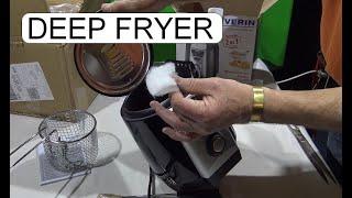 UNBOXING DEEP FRYER SEVERIN FR 2408