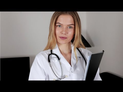 [ASMR] Dr. Lizi Checks Your Condition Post Operation.  Medical RP, Personal Attention
