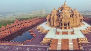 Akshardham Temple Delhi || Biggest Hindu Indian Temple || Bhakti Darshan Videos - Download this Video in MP3, M4A, WEBM, MP4, 3GP